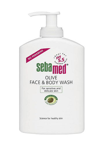 Olive Face & Body Wash 300ml nordic_32453__p